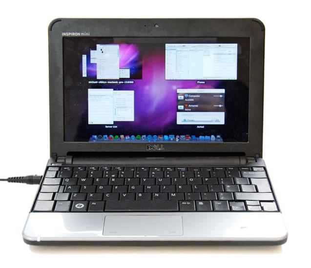 5 reasons I like my Dell Mini 10v Hackingtosh and 5 why I don't