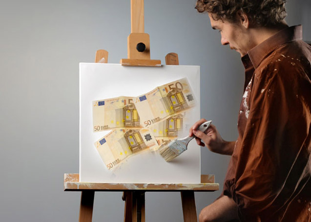 5 ways to help make more money as an artist