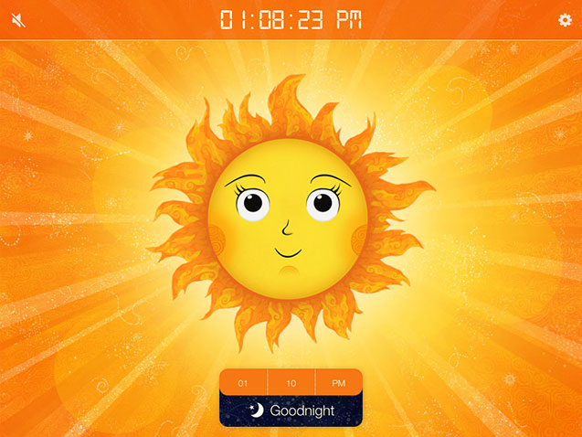 New App for iOS and Android - Sun to Moon Sleep Clock