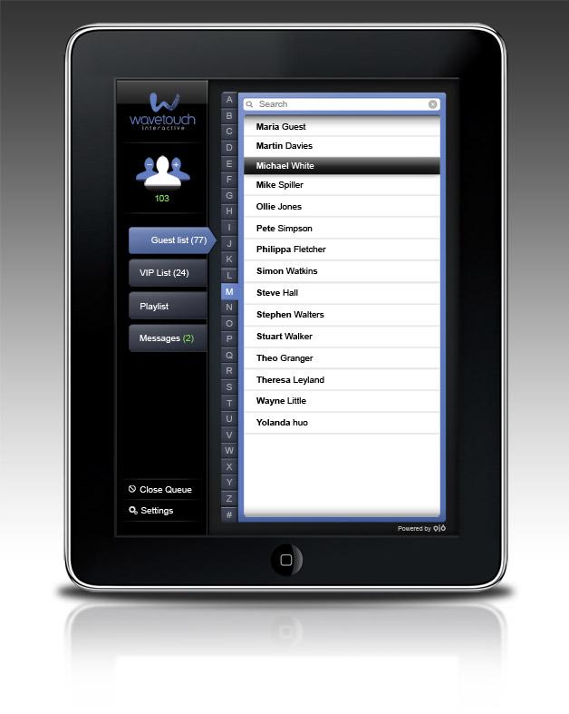 QIQ - List page