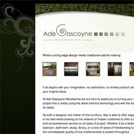 Ade Gascoyne Woodworks