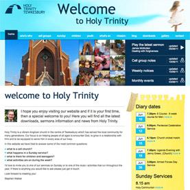 Holy Trinity Tewkesbury
